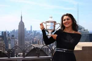 US Open Champ Bianca Andreescu Jumps Into Top Five