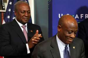 Mahama Administration Did Not Borrow From BoG In 2016 — Seth Terkper Replies Facts Checker