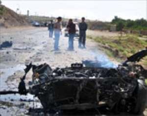 50 killed in Afghan raid