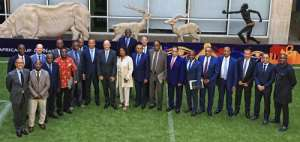 Kotoko CEO Joins 12 Other African Top Executives To Discuss Football Reforms In Cairo