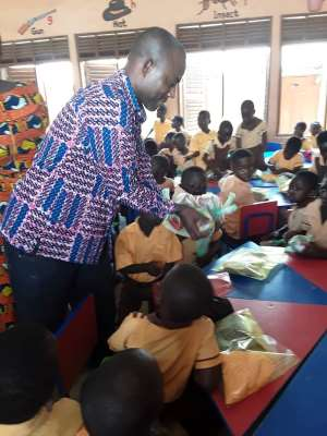 Kindergarten To Be Made Conducive For Beginners In The District -Obuasi East Dce