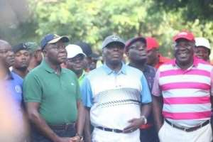 Asantehene And Okyenhene To Play Golf On Oct 9 At Tafo