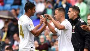 Eden Hazard Makes Debut In Real Madrid Win Over Levante
