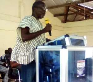 Professor Akabzaa Thomas