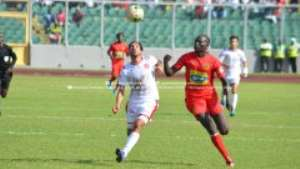 CAF CL: Kotoko 2-0 Etoile Du Sahel – Porcupine Warriors Hold Huge Advantage Ahead Of Second Leg