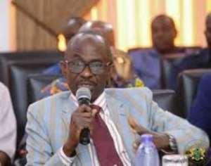 NDC not perturbed over EIU report-Asiedu Nketia
