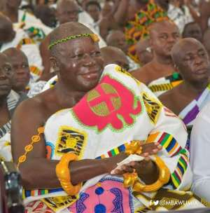 The Asante Kingdom And The King Of Asante: A Fair Caution To The NDC