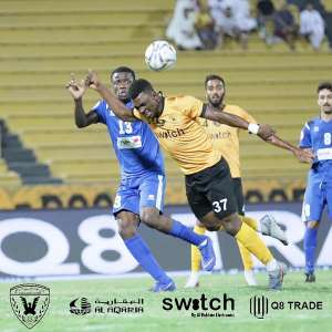 Rashid Sumaila Impress For Al Qadsiya In 3-0 Win Over Al Tadhamon In Kuwaiti League Opener