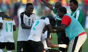 Ghana win against Guinea
