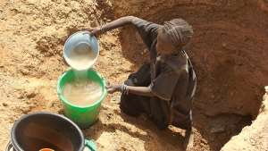 Clean drinking water is still a challenge in both city and rural Africa