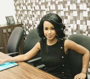 GFA Presidential Election: Lawyer Amanda Clinton Picks Nomination Forms To Contest