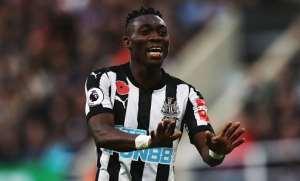 Christian Atsu Apologizes To Newcastle United Teammates And Fans