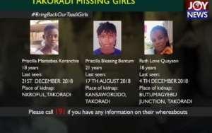CID Boss, Bryan Acheampong, Other Must Resign Immediately — Family Of Takoradi Missing Girls