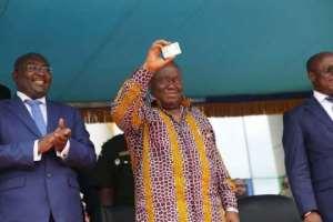 Ghana Card Registration, A Failure Or A Success?