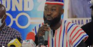 NDC Member In Asawase Constituency Switch To NPP