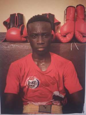 Olympic Games Bound Samuel Takyi Cries For Help