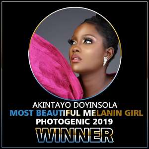 Check out Most Beautiful Melanin Girl In Nigeria World 2019 winners