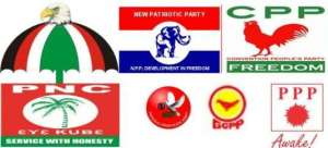 Big Men Funding, Hijacking Political Parties Must Stop — NCCE