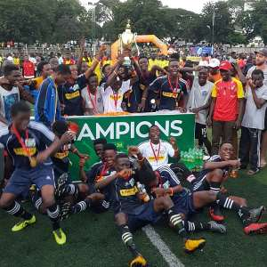 Baby Jet U-16 Tournament: Ofori Academy Crowned Champions After Beating Cheetah FC [VIDEO]