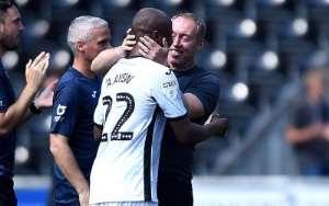 Andre Ayew Praises Swansea City Manager Steve Cooper