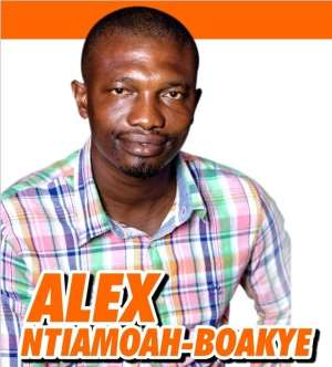 Alex Ntiamoah, First To Buy 'The Big 10' Book On Ghana's Ten World Boxing Champions