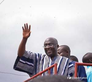 Agbogbloshie dwellers matter, every Ghanaian matters - VP Bawumia