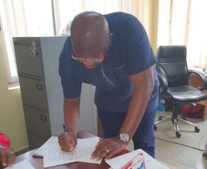 GFA Elections: Randy Abbey Files For Executive Council Position
