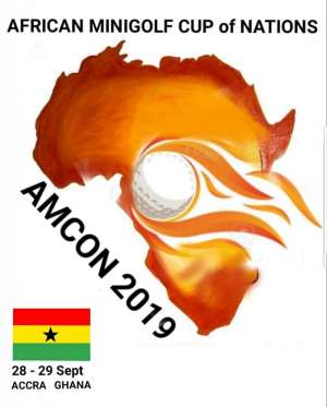Maiden African Minigolf Cup Of Nations AMCON 2019