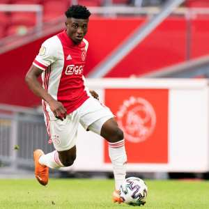 Ajax Newbie Mohammed Kudus Marks Eredivisie Debut In 3-0 Win Against Waalwijk