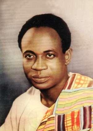 Osagyefo Dr. Kwame Nkrumah Ayekooooooo!