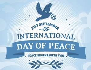 AASU On International Day Of Peace - September 21