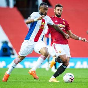 Jordan Ayew Excited With Crystal Palace Victory Over Manchester United