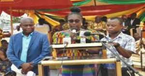 Amenfi East MCE Hails President Over Community Mining Impacts On Commuters