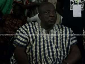 Upper East NDC Chairman Retains His Position