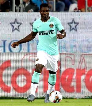Kwadwo Asamoah Impresses As Inter Milan Beat Cagliari To Secure All Points