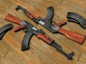 Walewale: Shipment Of 59 AK-47 Tracked
