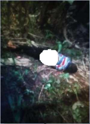 Sekondi-Takoradi: 10-Year-Old Boy Murdered And Dumped In A Plantain Farm
