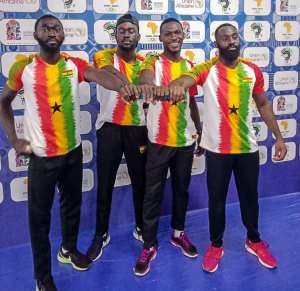 Ghana Athletic Association Salutes Athletes And Supporters For The 2019 Africa Games