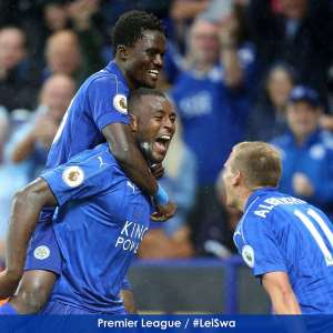 Leicester City defender Andy King hails Daniel Amartey midfield impact