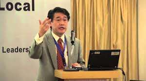 Masato Abe, specialist at the UN Economic and Social Commission for Asia and the Pacific