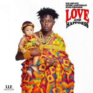 King Promise & Ofori Amponsah melt hearts on Killbeatz new jam - 'Odo Nti
