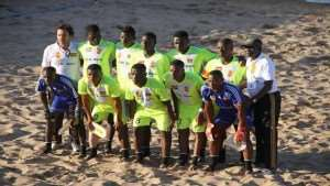 Beach Soccer: Ghana's Black Sharks to know AFCON opponent on Saturday