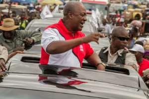 Mahama shared NDC paraphernalia not money – Kofi Adams