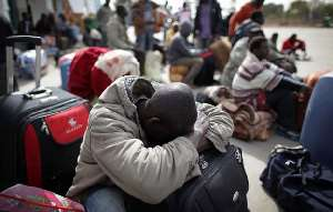 52 Ghanaians Deported From USA, Saudi Arabia For Assault, Vehicle Theft, Fraud, Others