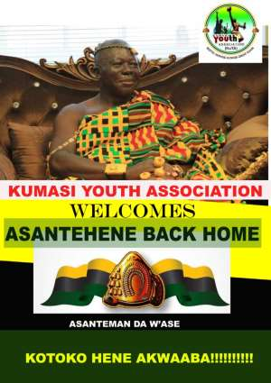 Kumasi Youth Group Warn NPP, NDC To Stay Off Otumfuo Homecoming