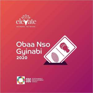 Elevate Womens' Network Outdoors 'ObaaNso Gyina Bi' Logo On Social Media