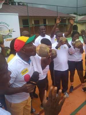 Ghana Hosts Maiden Coconut Festival