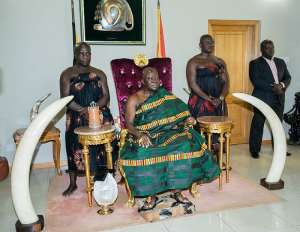 Fueling tensions after Otumfour's statement must stop - Group demands