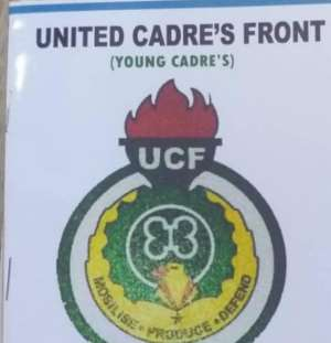 We've Not Sanctioned Any Lecture On Cadre Ideologies — UCF-GHANA