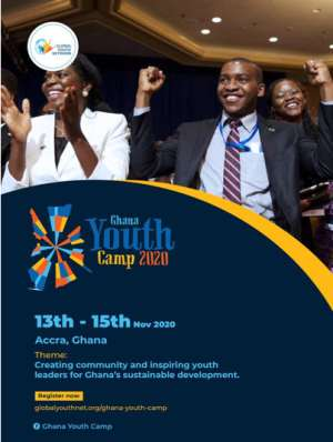 Youth Leaders To Convene For A 3-Day Ghana Youth Camp